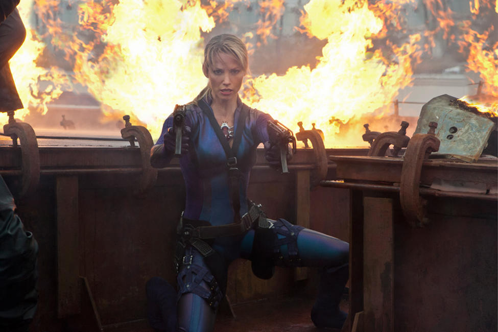 Sienna Guillory as Jill Valentine in