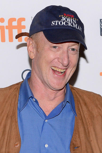 Frank Deal at the premiere of