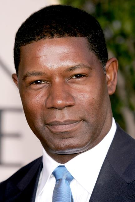 Dennis Haysbert at the 62nd Annual Golden Globe Awards.
