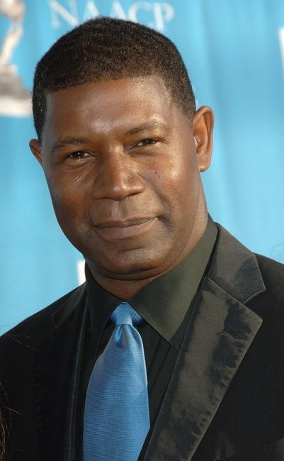 Dennis Haysbert at the 38th annual NAACP Image Awards.