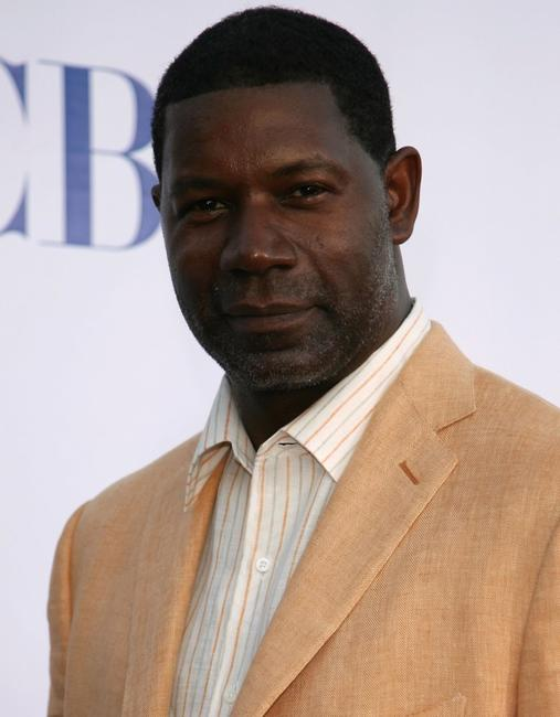 Dennis Haysbert at the CBS 2006 Summer TCA Party.