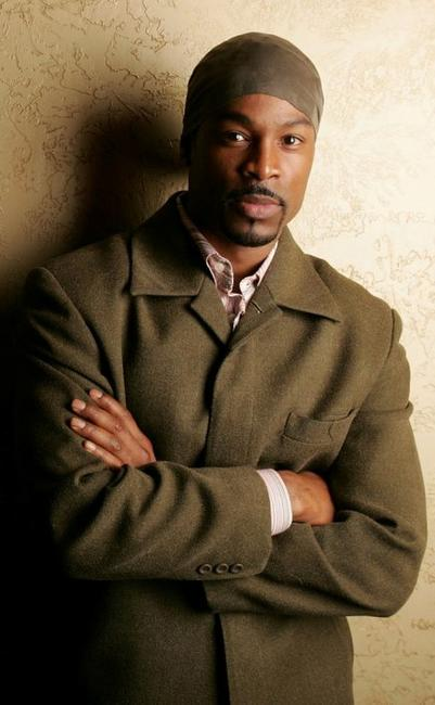 Darrin Henson at the 2005 Sundance Film Festival.