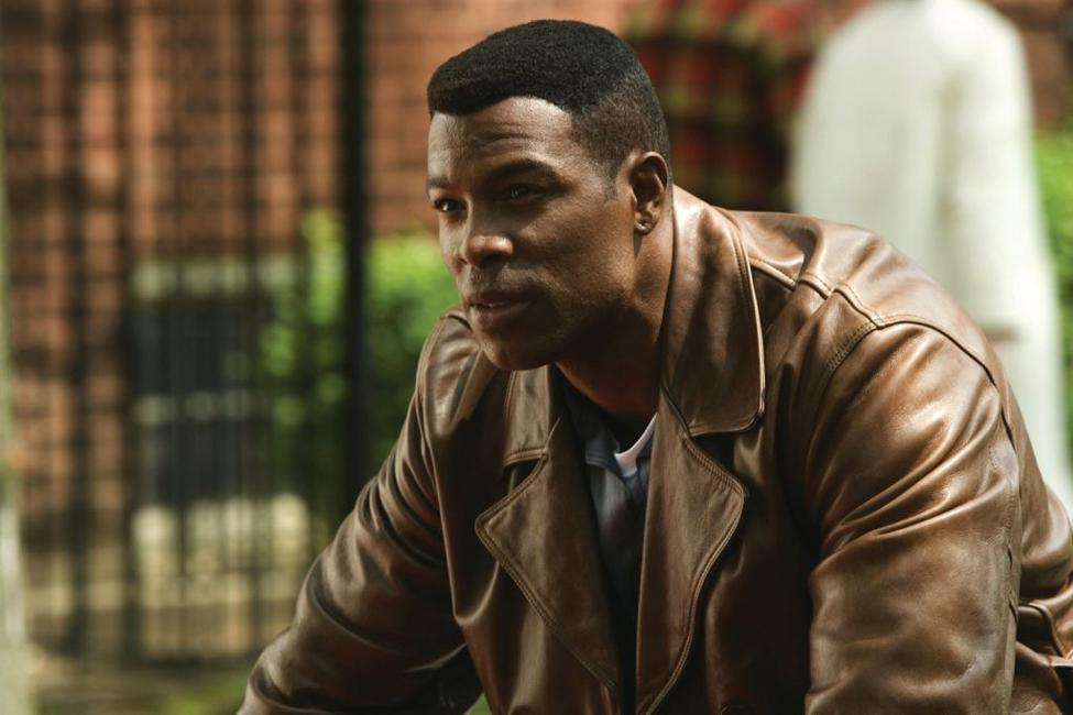 Darrin Dewitt Henson as Jim Brown in