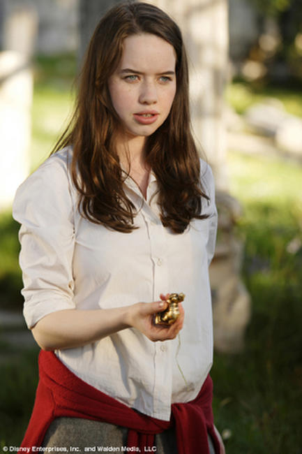 Anna Popplewell in