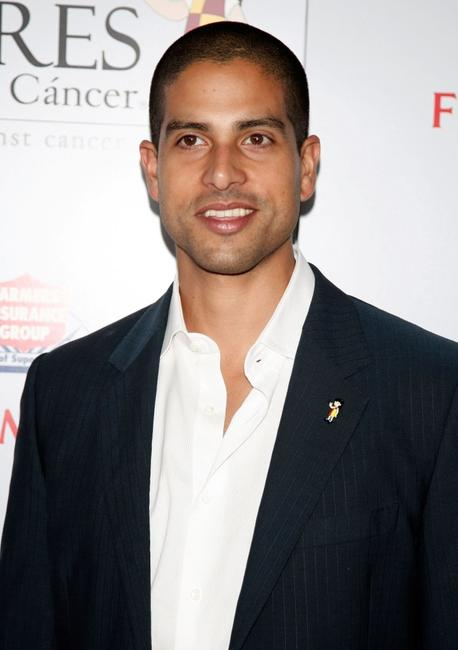 Adam Rodriguez at the Padres Contra El Cancer's 8th Annual