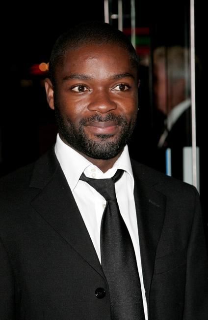 David Oyelowo at the UK premiere of