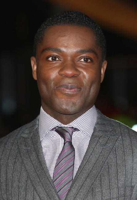 David Oyelowo at the world premiere of