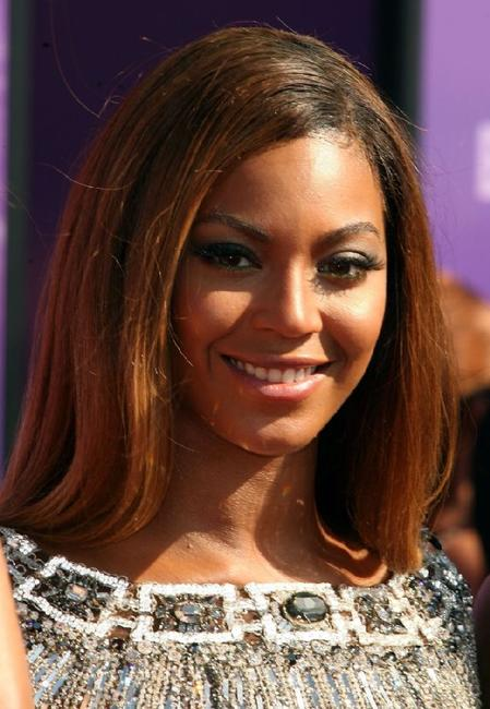 Beyonce Knowles at the 2007 BET Awards.