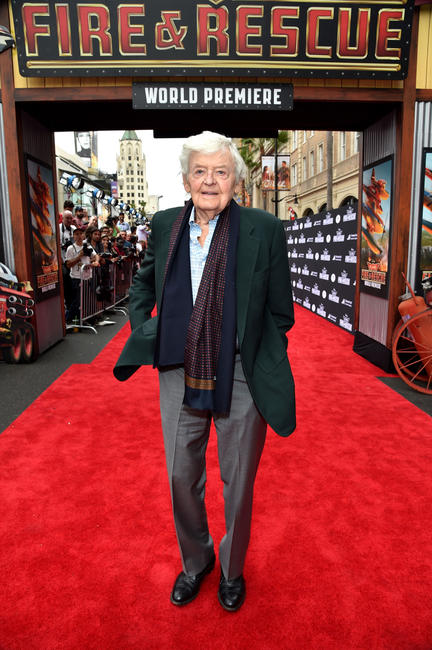 Hal Holbrook at the World premiere of