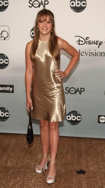 Emily Osment at the 2007 ABC All Star Party.