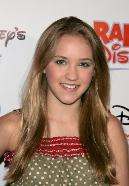 Emily Osment at the Radio Disney Totally 10 Birthday Concert.