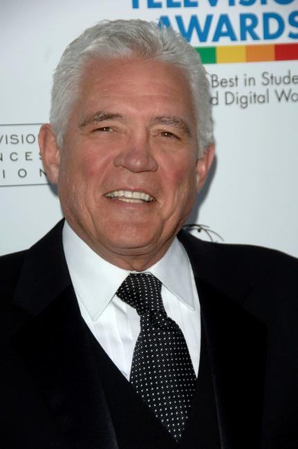 G.W. Bailey at the ATAS Foundation's 28th Annual College Television Awards at The Culver Studios.