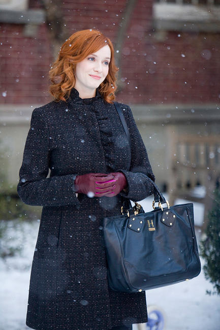 Christina Hendricks as Allison in