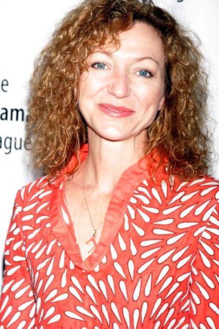 Julie White at the 74th Annual Drama League Awards Ceremony.