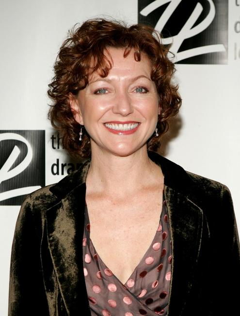 Julie White at the 71st Annual Drama League Awards Luncheon.
