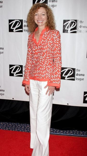 Julie White at the 74th Annual Drama League Awards.