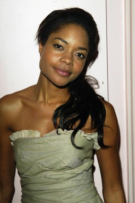 Naomie Harris at the afterparty following the world premiere of