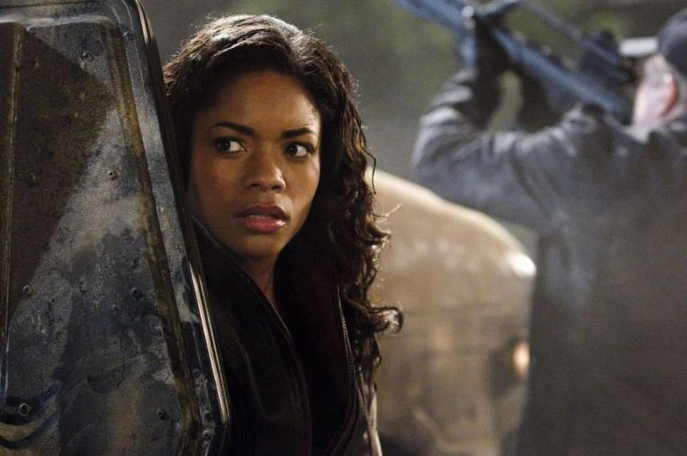 Naomie Harris as Mika in