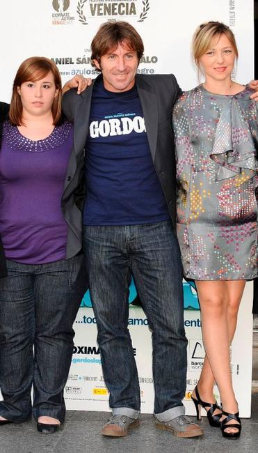 Maite Martin, Antonio de la Torre and Pilar Castro at the photocall of