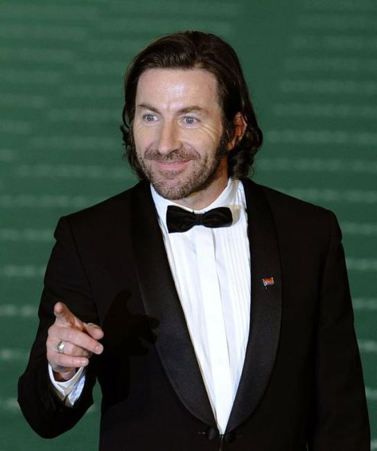 Antonio de la Torre at Goya Film Awards ceremony.