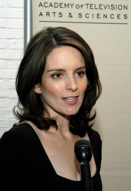 Tina Fey at an Evening With