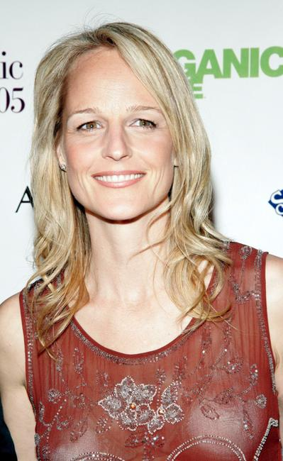 Helen Hunt at the Organic Style Magazine awards ceremony.