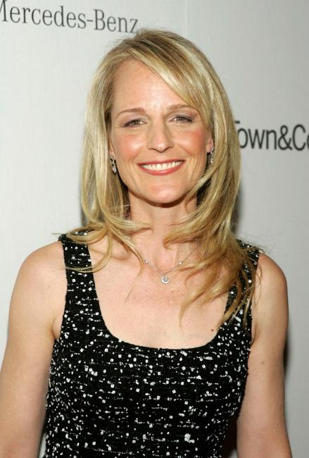 Helen Hunt at the Launch of