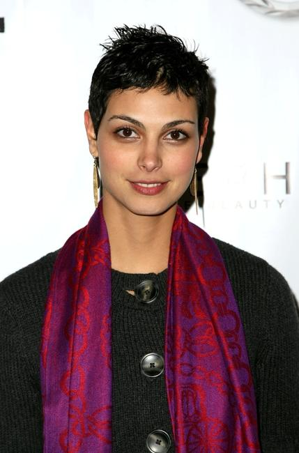 Morena Baccarin at the party of