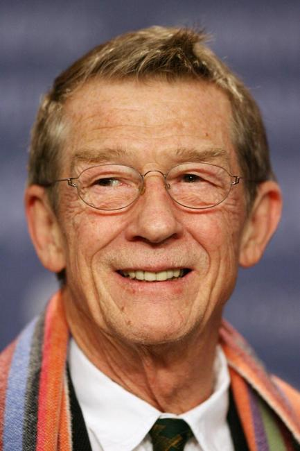 John Hurt at the 56th Berlinale Film Festival premiere of