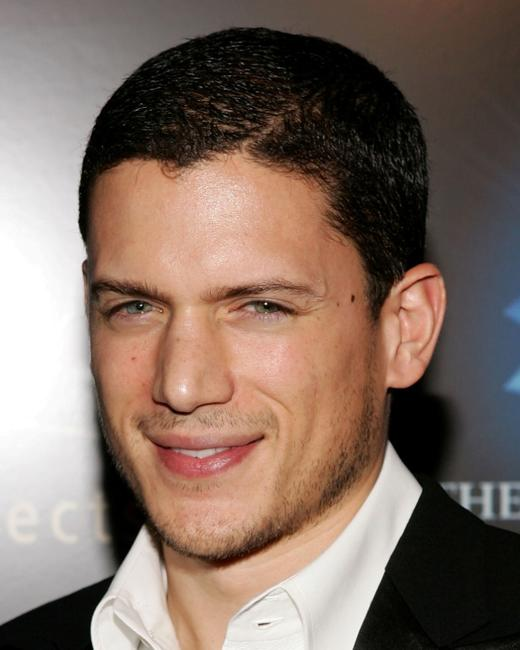 Wentworth Miller at the 32nd Annual People's Choice Awards after party.