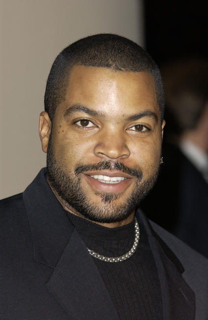 Ice Cube at the 17th Annual American Cinematheque Awards honoring actor Denzel Washington in Beverly Hills.