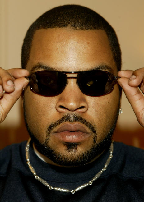 Ice Cube at Americas Party New Years Eve Talent Gift Lounge in Las Vegas, Nevada.