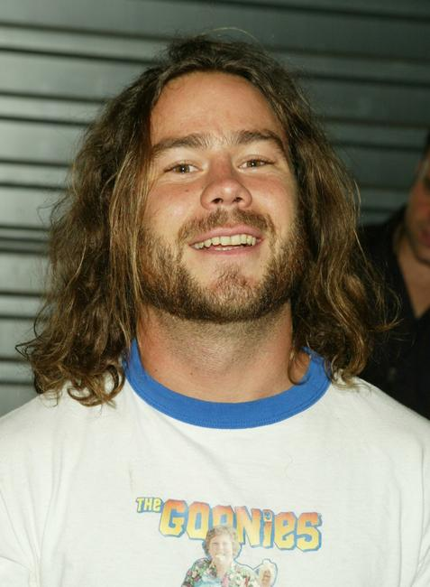 Chris Pontius at the Hot Young Hollywood Party.