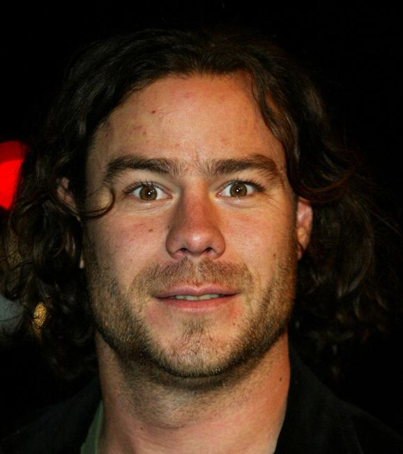 Chris Pontius at the premiere of