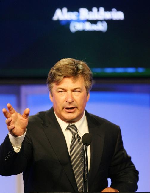 Alec Baldwin at the 23rd Annual Television Critics Association Awards.