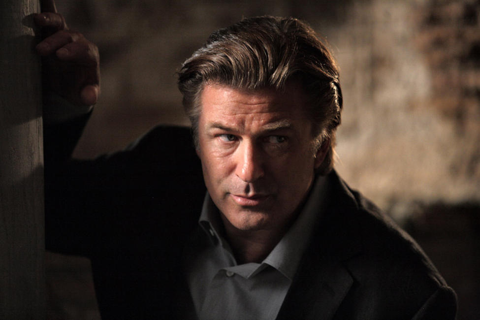 Alec Baldwin as John in