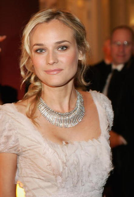 Diane Kruger at the Cinema for Peace gala.