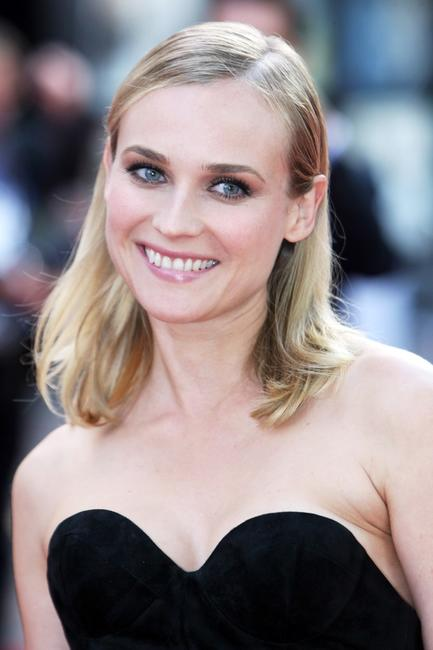 Diane Kruger at the UK premiere of