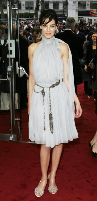 Michelle Monaghan at the London premiere of