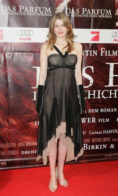 Rachel Hurd-Wood at the world premiere of