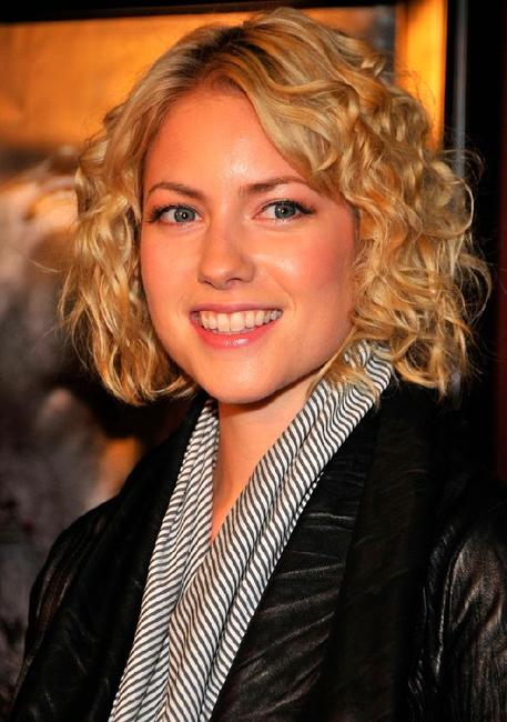 Laura Ramsey at the special screening of