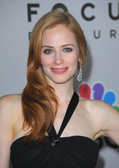 Jaime Ray Newman at the after party of NBC, Universal Pictures And Focus Features Golden Globes.