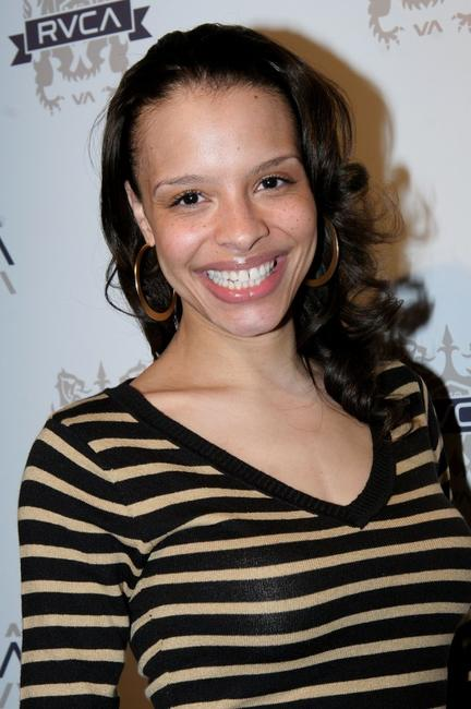 Antonique Smith at the Balance of Opposites Party during the 2007 Sundance Film Festival.