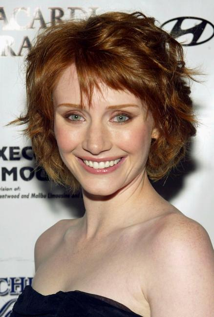 Bryce Dallas Howard at the Movieline's Hollywood Life 2004 Breakthrough Awards.