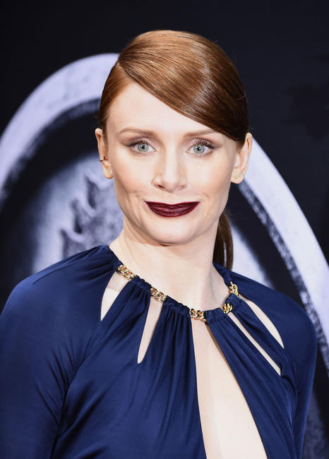 Bryce Dallas Howard at the California premiere of