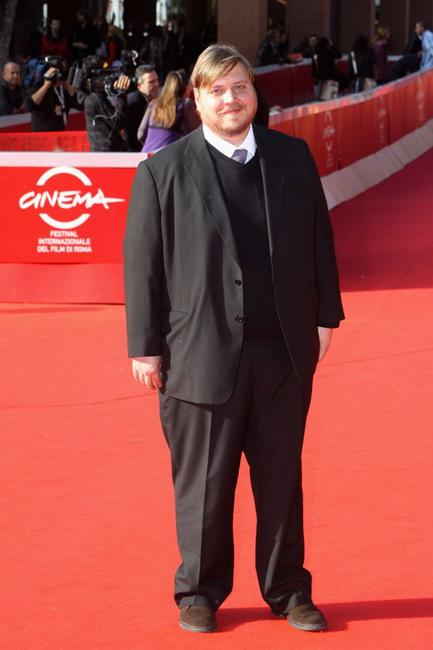 Nicolas Bro at the premiere of