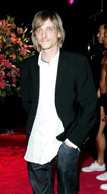 Mackenzie Crook at the world premiere of