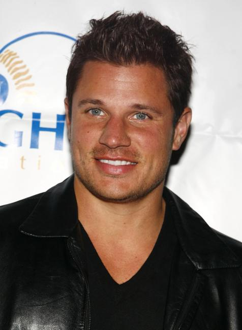 Nick Lachey at the 2nd Annual