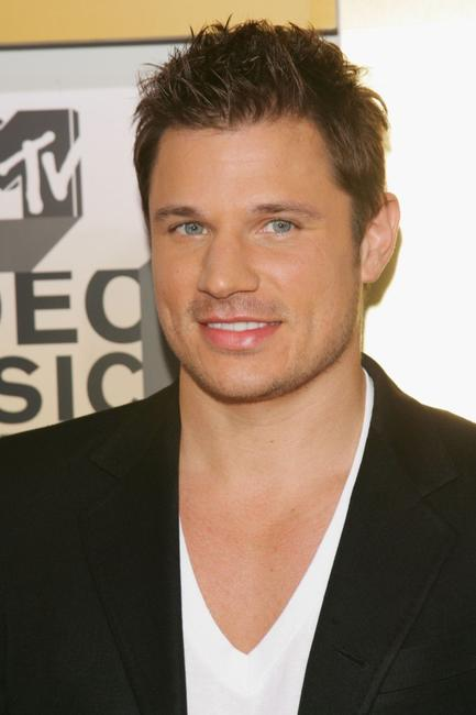 Nick Lachey at the 2006 MTV Video Music Awards.