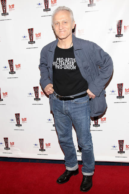 David Patrick Kelly at the 26th Annual Lucille Lortel Awards in New York.